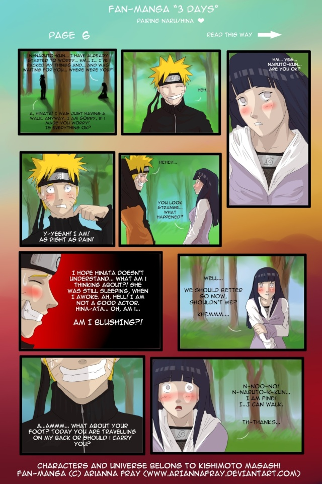 BEST NH fan comic ever Image43
