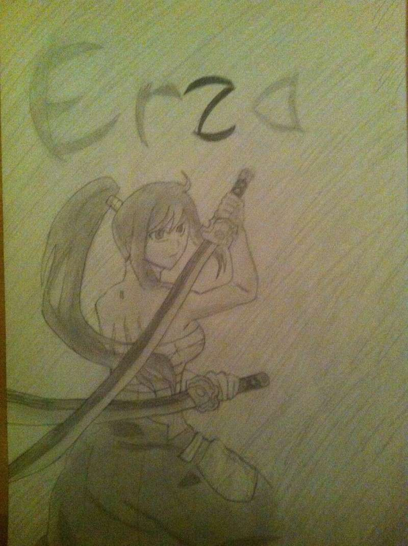 Quelques Mangas [AquaRhume] Erza_a10