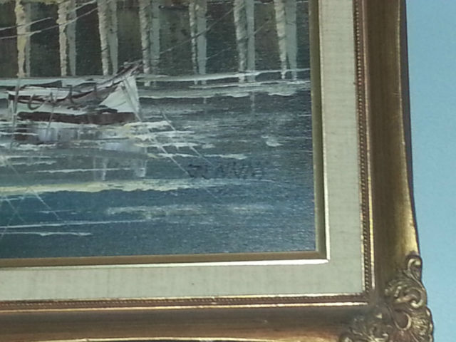 please help identify this artist oil painting signed jenkins Sign10