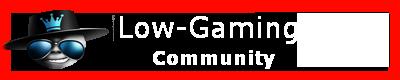Low-Gaming Community Logo11