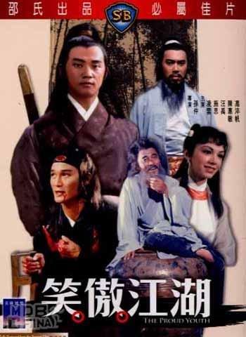 1978 / Гордая юность / The Proud Youth / Xiao ao jiang h Get10