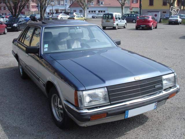 Nissan / Datsun Laurel C31 2.4 de 1983 240l10