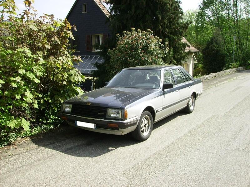 Nissan / Datsun Laurel C31 2.4 de 1983 Pict0311