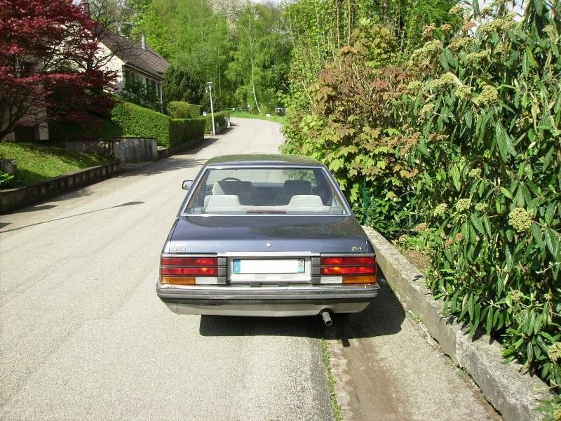 Nissan / Datsun Laurel C31 2.4 de 1983 Pict0312