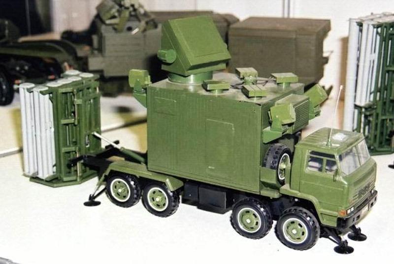 Vityaz (S-350E) SAM System 7qh3310