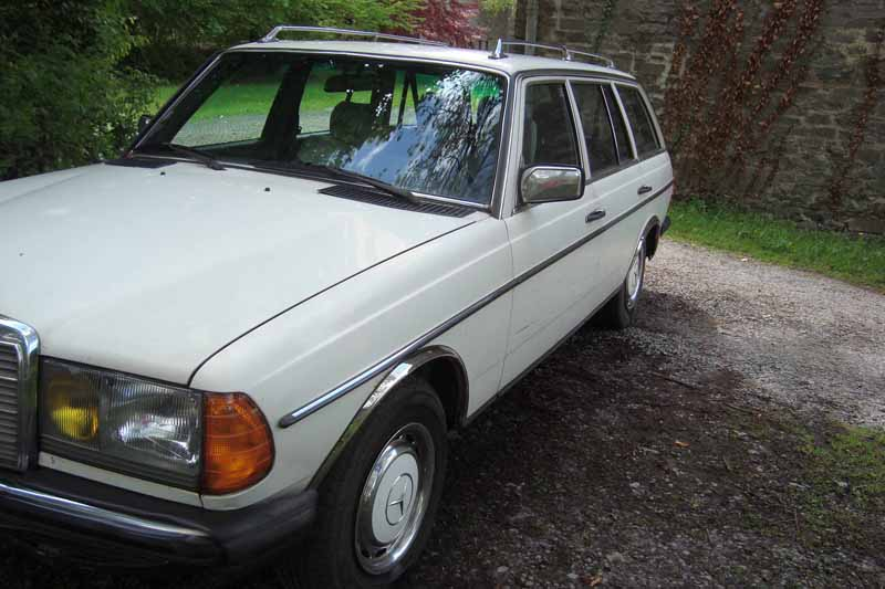 (VENDU) VENDS W123 TDT de 1984 Merced13