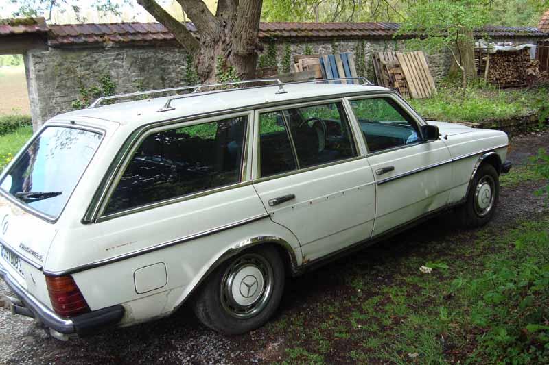 (VENDU) VENDS W123 TDT de 1984 Merced16