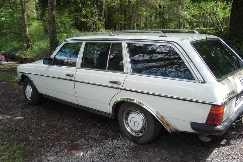 (VENDU) VENDS W123 TDT de 1984 Merced17