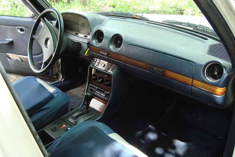 (VENDU) VENDS W123 TDT de 1984 Merced21