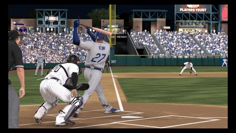Dodgers Highlights & Photos Mlb_1313