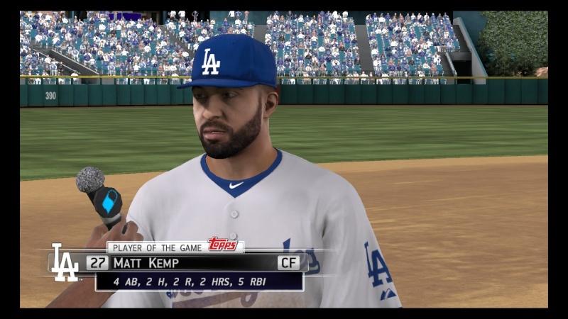 Dodgers Highlights & Photos Mlb_1314