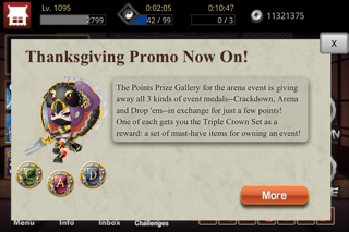 THANKSGIVING PROMO NOW ON Thanks10