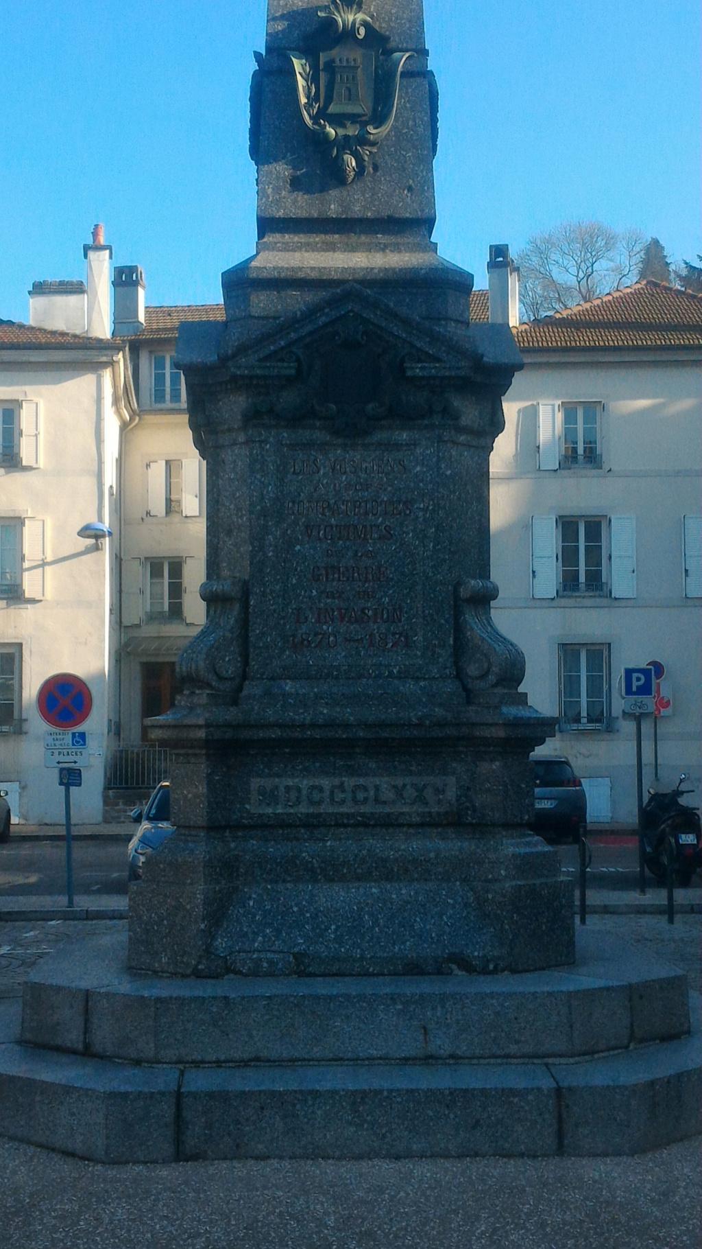 [Histoires et Histoire] Monuments aux morts originaux Français Tome 2 - Page 10 P_201915