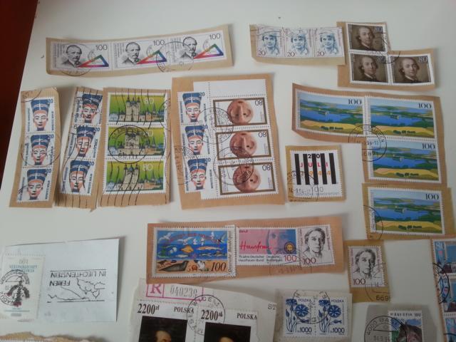 Briefmarken geerbt 20130511