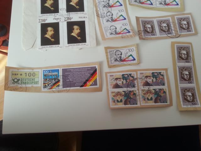 Briefmarken geerbt 20130518