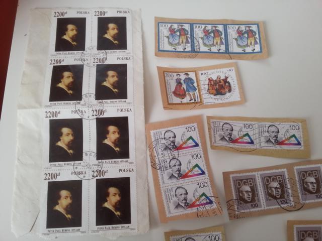 Briefmarken geerbt 20130519