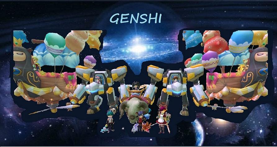 Genshi