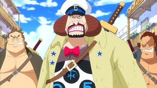 One Piece Episode 599 Kaeriz11