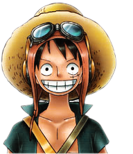Galerie d'images de Monkey D. Luffy Luffy_10