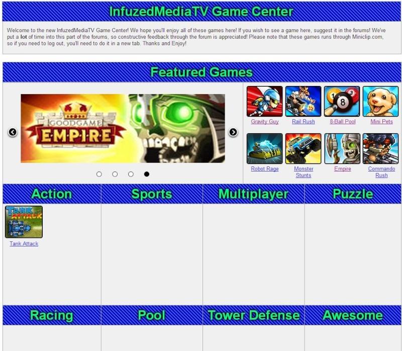 Game Center! Screen12