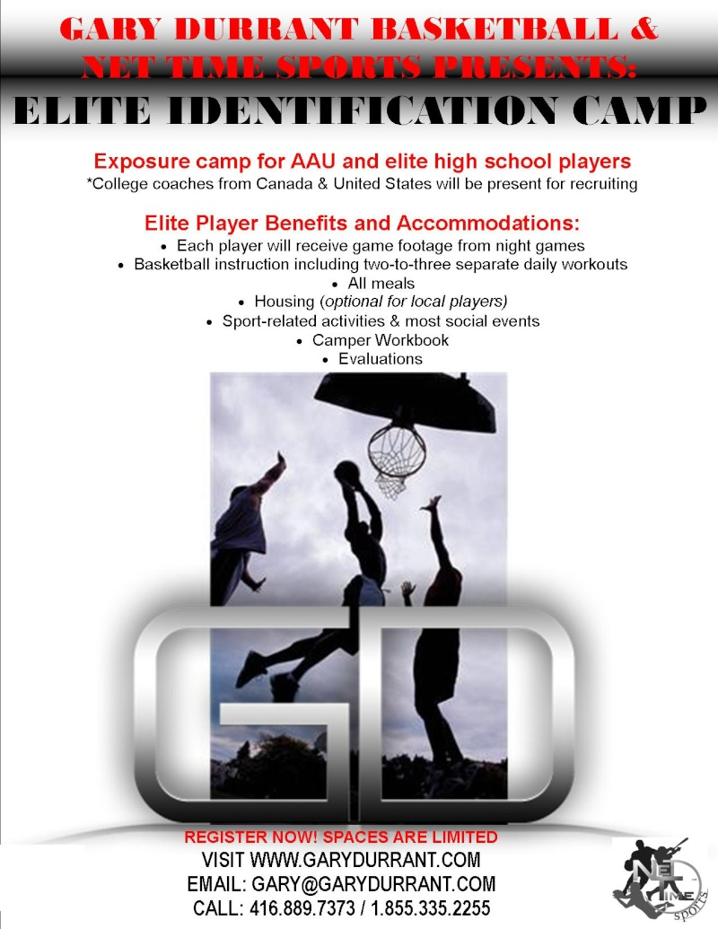 Elite Identification Camp for AAU and High schools players Elite_11