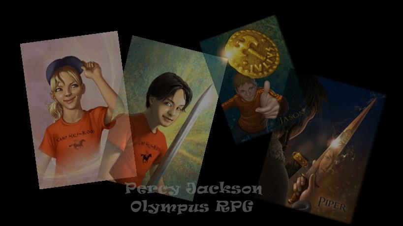Percy Jackson Olympus RPG