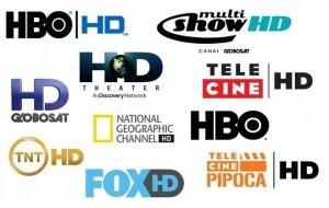 Número de canais HD por operadora Numero10