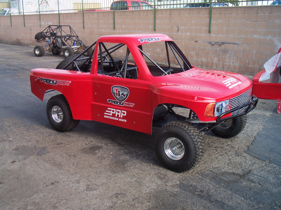 Trophy Kart Elite Car_2710