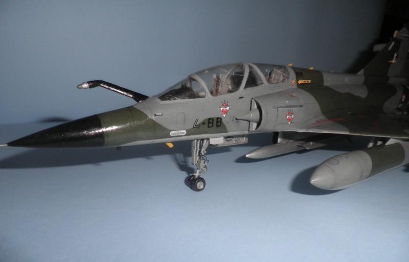 Mirage 2000N 1/48 Heller Pb140014