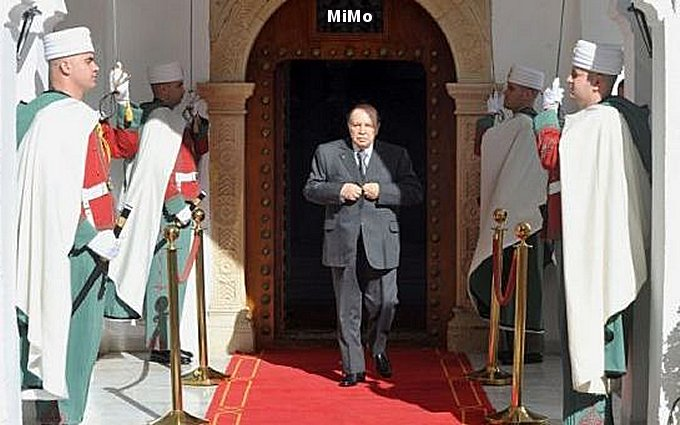 Paris doute du retour au pouvoir de Bouteflika  Mimoun14