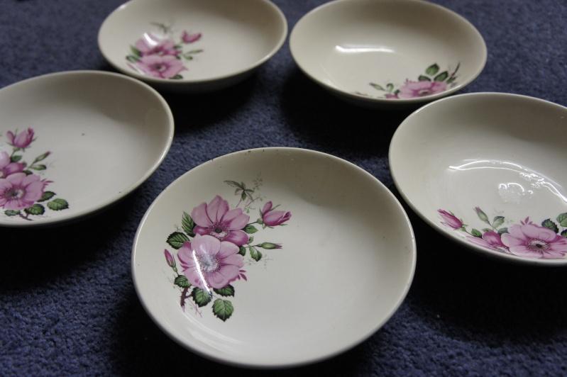 Kelston Potteries - pink rose pattern ~ _dsc5613