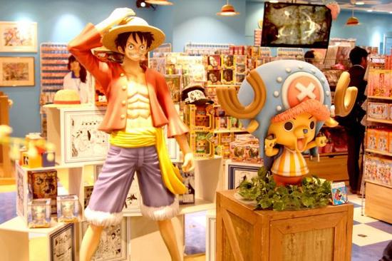 One Piece Store in Tokio News_l10