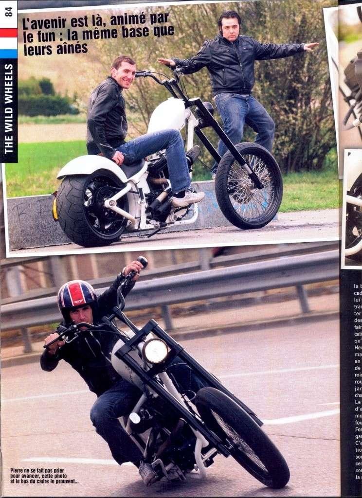 Doucat' Girder CR  Wild310