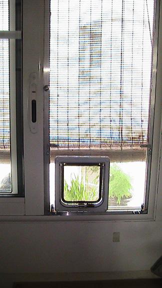 Aménagement rebord de fenêtre H210