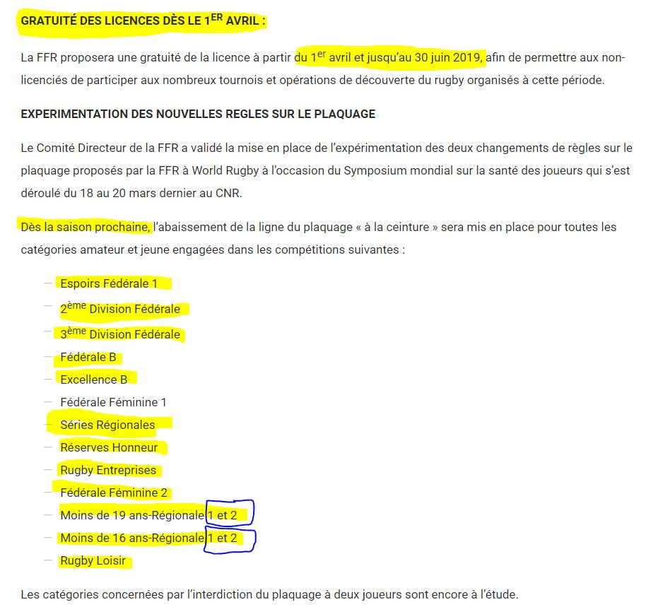 Nouvelles règles 2019/2020 Nouvel10