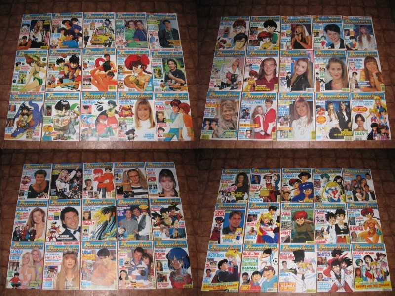 le dorothée magazine  Domag410