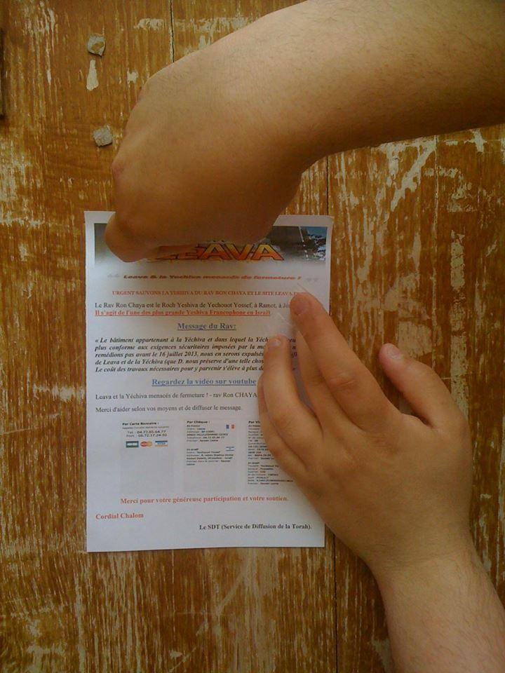 Affiches pour sauver Leava  Sdt611