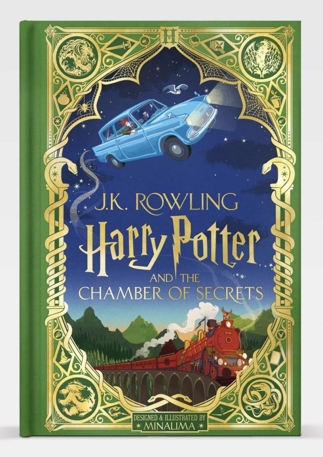 Harry Potter - Livres de collection et produits dérivés - Page 29 Etykoh11