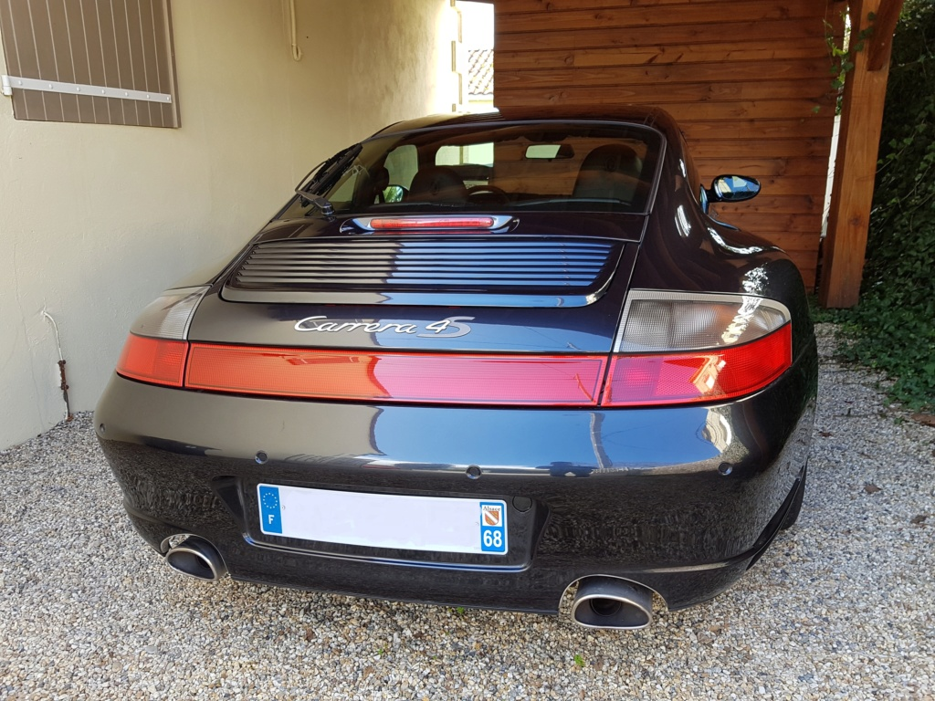 996 Carrera 4S C210