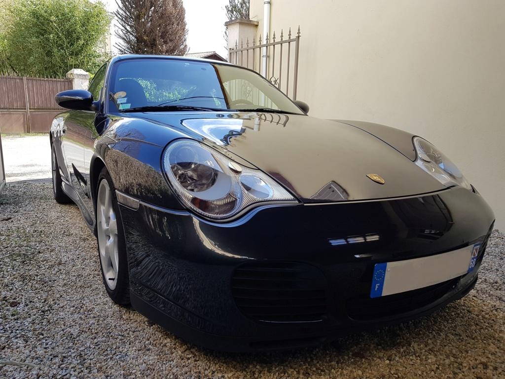 996 Carrera 4S C310