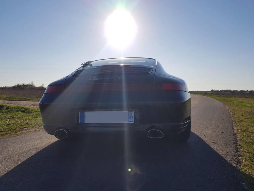 996 Carrera 4S C410
