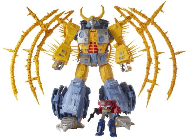 HasLab ― Transformers: War For Cybertron Unicron ― par financement participatif 66649910