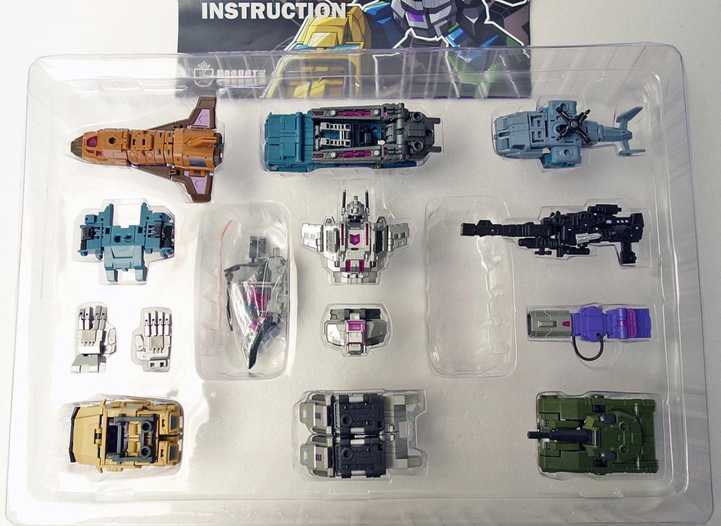 Collection de TransFarmer Brutic10