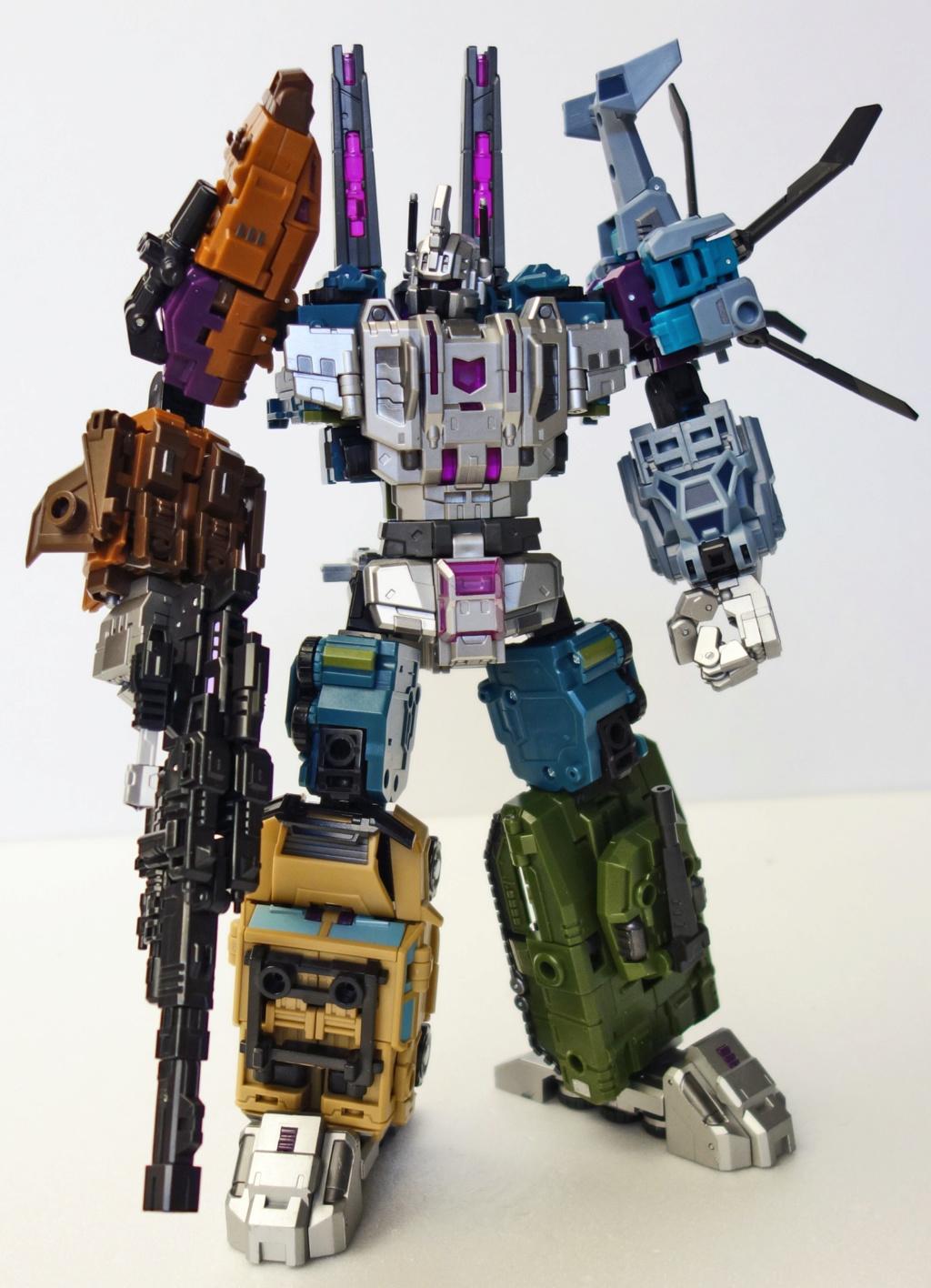 Collection de TransFarmer Brutic20