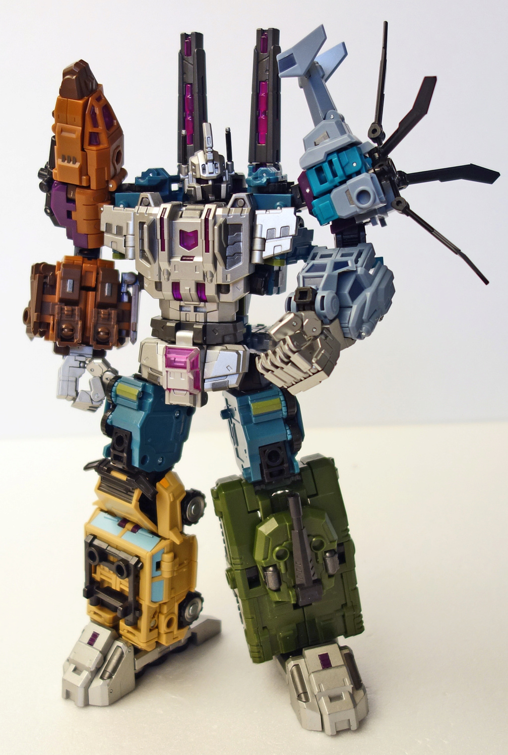 Collection de TransFarmer Brutic21