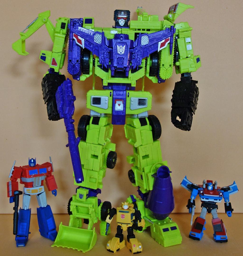 Collection de TransFarmer Devast24