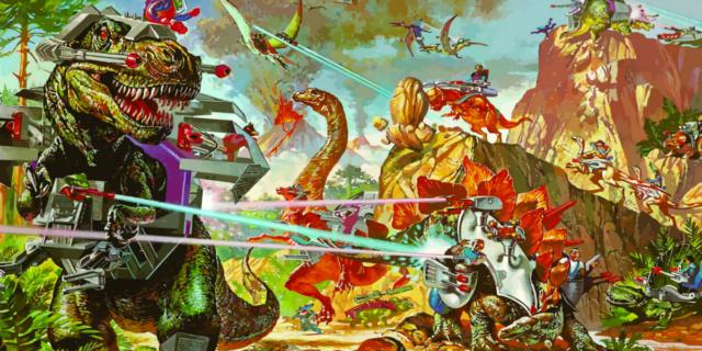 Collection de TransFarmer Dino-r10
