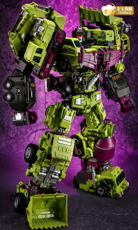 KO/Bootleg/Knockoff Transformers - G1 - Nouveautés, Questions, Réponses - Page 4 Jinbao16
