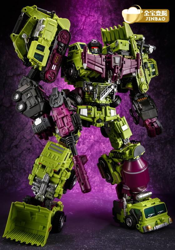 KO/Bootleg/Knockoff Transformers - G1 - Nouveautés, Questions, Réponses - Page 4 Jinbao19