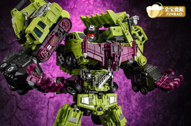 KO/Bootleg/Knockoff Transformers - G1 - Nouveautés, Questions, Réponses - Page 4 Jinbao21